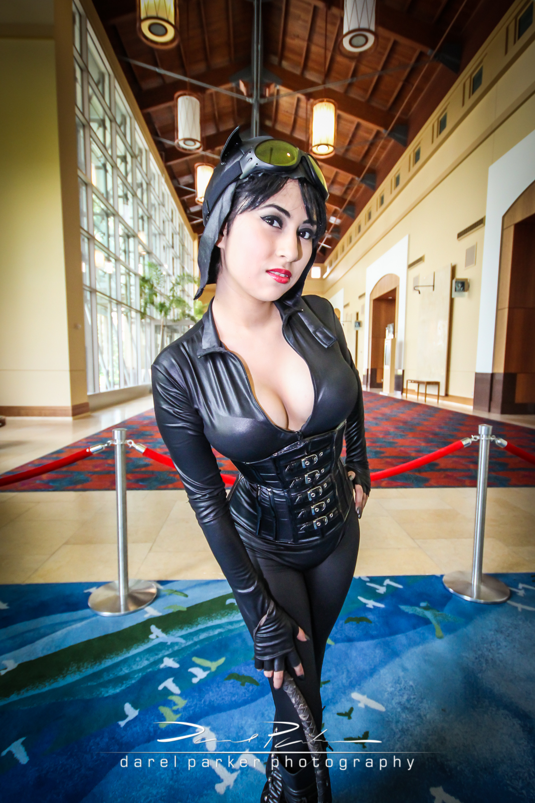 Jessi as Catwoman
