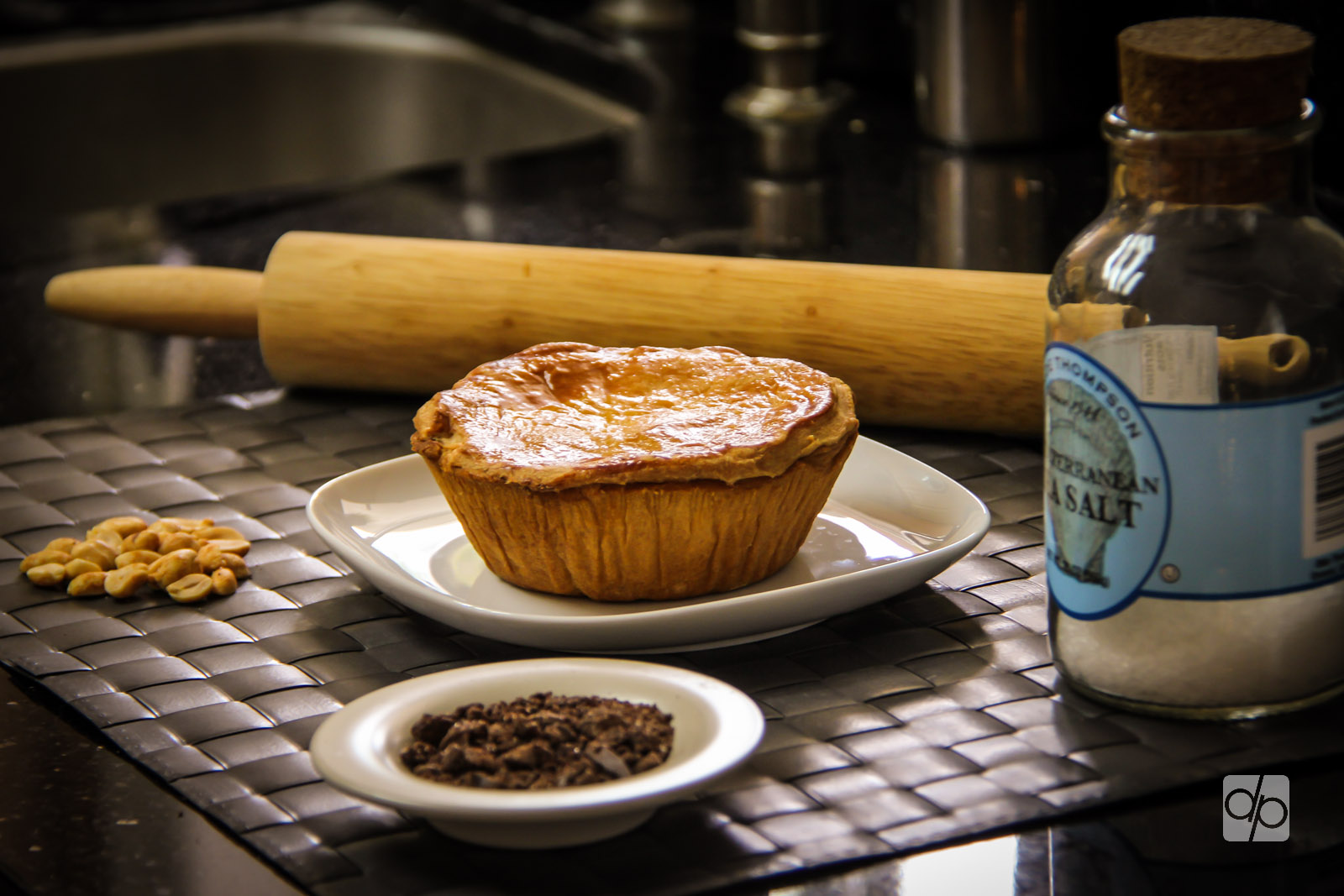 Food Photos for Pies by Petit